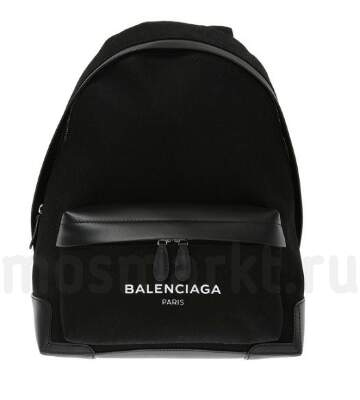 BALENCIAGA DENIM BACKPACK