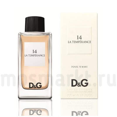 Dolce and Gabbana Anthology La Temperance 14
