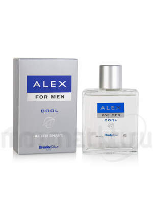 Лосьон после бритья Brodoline Alex For Men After Shave Lotion Cool