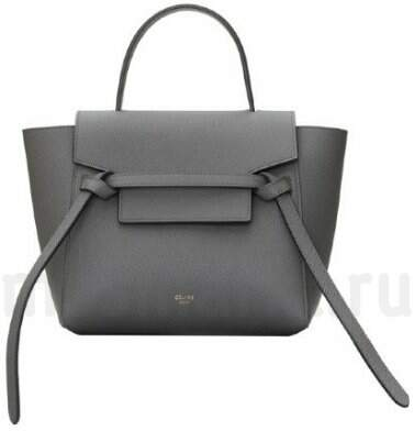 CELINE MICRO BELT Grey