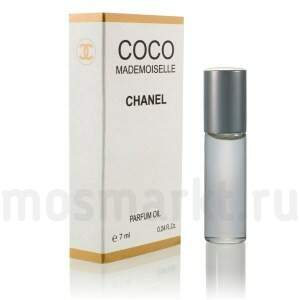 Масляные духи Chanel Cосо Mademoiselle