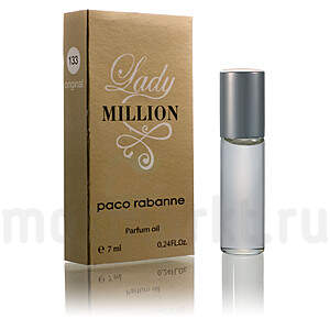 Масляные духи Paco Rabanne Lady Million