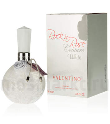 Valentino Rock'n Rose Couture White