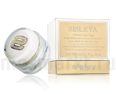 Sisley Global Anti-Age Day