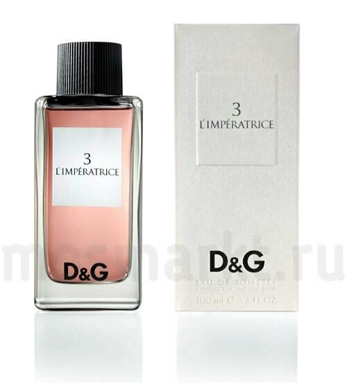 Dolce and Gabbana 3 L Imperatrice