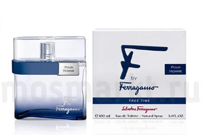 Salvatore Ferragamo F by Ferragamo Pour Home Free Time