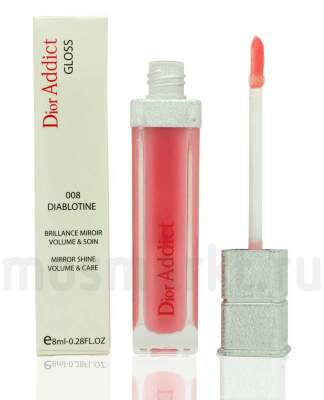 Christian Dior Addict Gloss 008 Diablotine