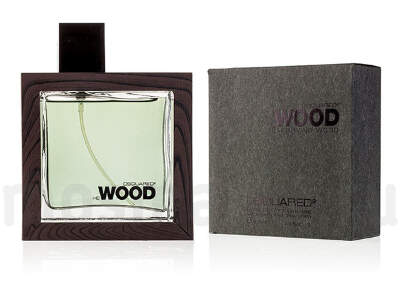 Dsquared 2 He Wood Silver Wind Wood