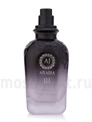 AJ Arabia Private Collection III (тестер)