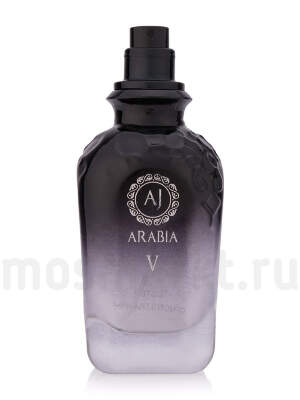 AJ Arabia Private Collection V (тестер)