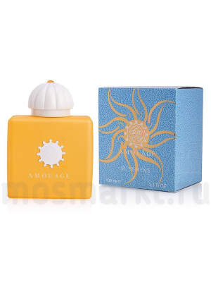 Amouage Sunshine Eau De Parfume For Woman