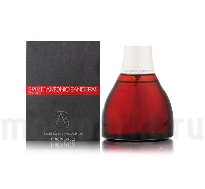 Antonio Banderas Spirit for Men
